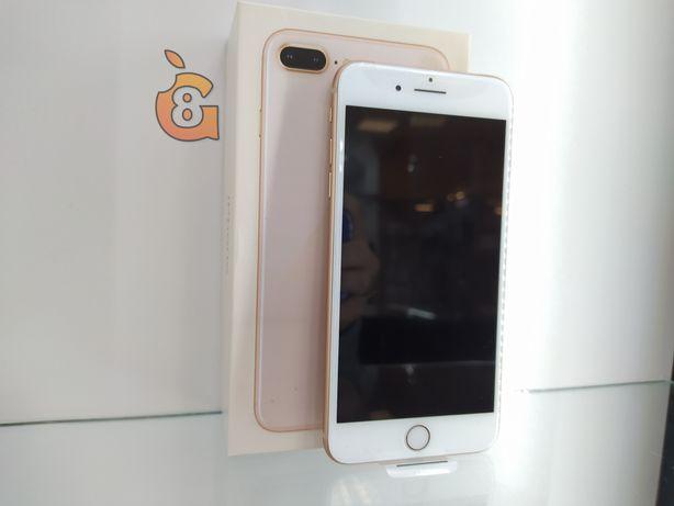 Магазин G8 IPhone 8+ Gold 64gb Neverlock гарантия 3 МЕСЯЦА