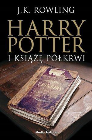 Harry Potter i Książę Półkrwi - J.K. Rowling - Oprawa Miękka