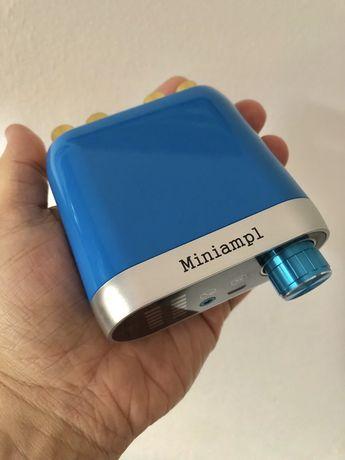 Mini amplificador bluetooth Nobsound