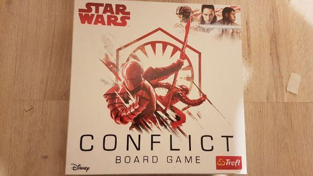 Star Wars Conflict - Gwiezdne wojny - Gra planszowa Disney Trefl