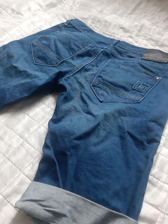 Spodnie spodenki dżins krótkie Blend Denim