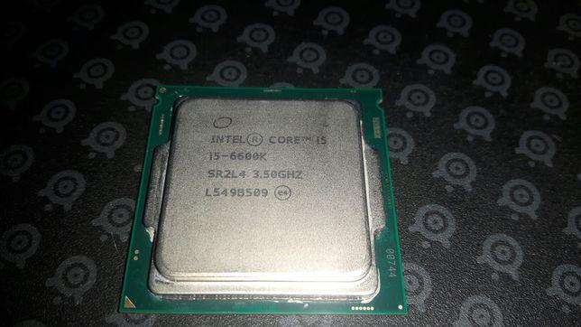 I5 6600k SkyLake 3.5Gh/3.9Gh