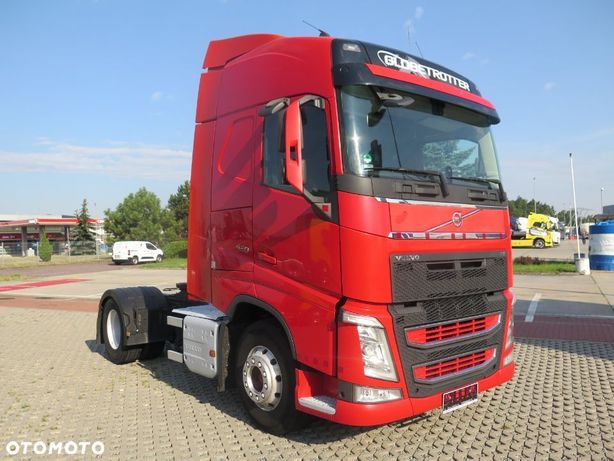 Volvo FH 420 EURO 6 GLOBETROTTER