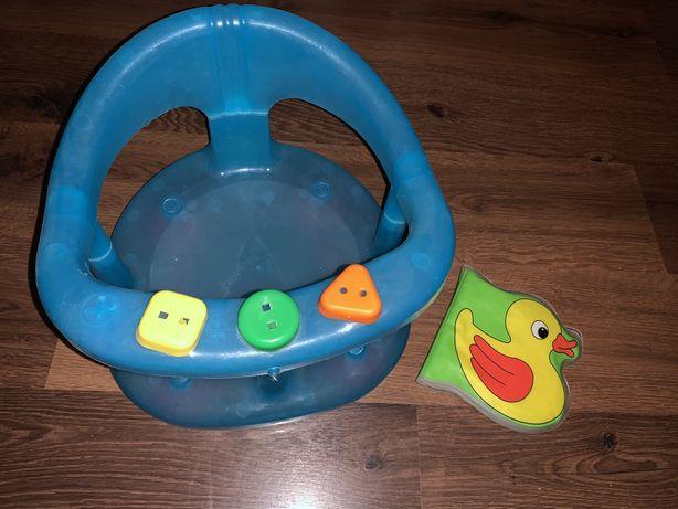 Стульчик для купания Keter + подарок книжечка