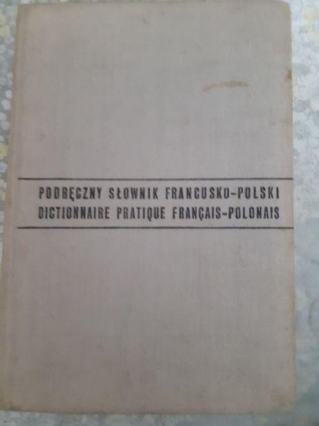 podręczny słownik francusko-polski