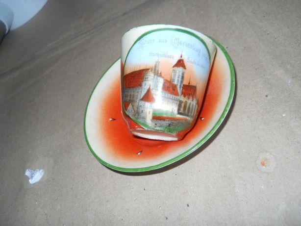 Marienburg-Malbork stara filiżaanka