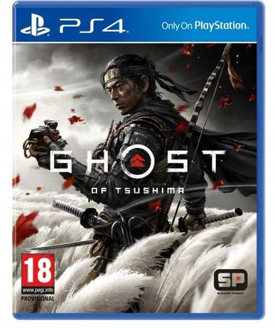Ghost of Tsushima PS4 PL