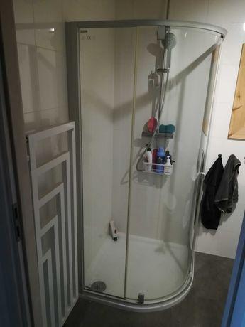 kabina prysznicowa 90cm półokrągła Ravak - Pivot, bez brodzika