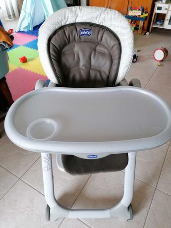 Cadeira de papa chicco polly progress 5