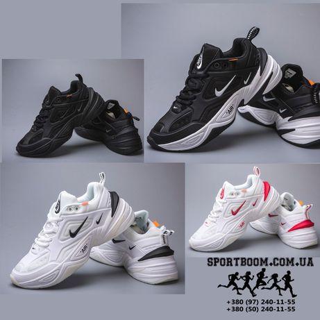 Кроссовки женские Nike Air Monarch M2K Tekno найк монарх текно
