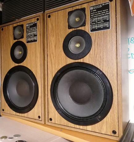 Kolumny Tonsil DS40 Dynamic Speaker.