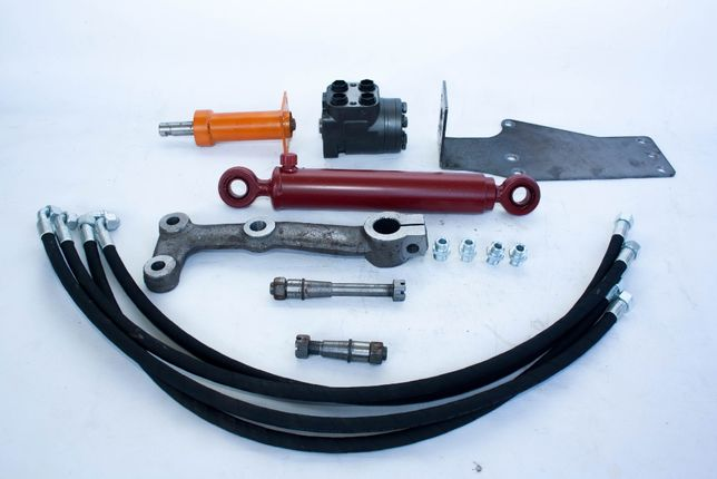 Переоборудование МТЗ-80 , ЮМЗ, Т40, Т16 на насос дозатор мини трактор
