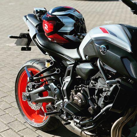 Yamaha MT07 Ice Fluo