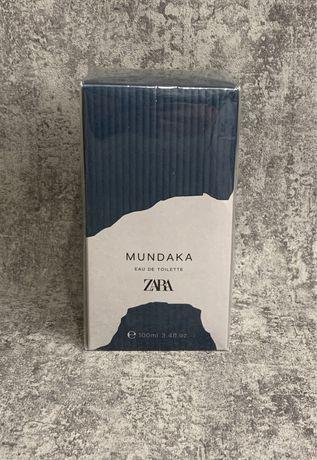 Духи мужские Zara 8.0/ Mundaka / Winter Collection 100ml новые