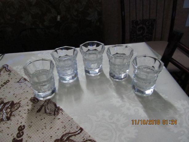 Тарелки.Рюмки. Чашка.СССР