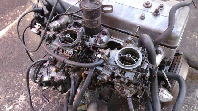 Двигатель Mitsubishi 4G52 после капитального ремонта