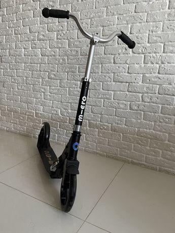 Самокат Micro Cruiser Black