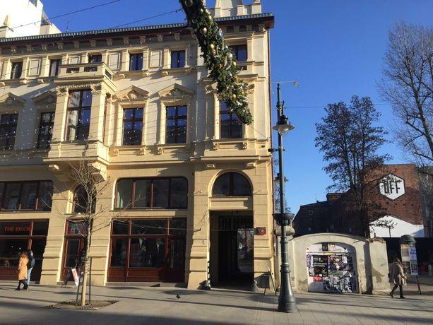 Lokal do wynajęcia w doskonałej lokalizacji obok OFF Piotrkowska