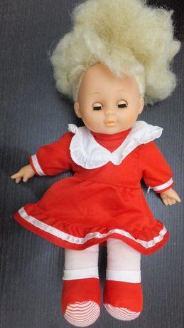 Красивая кукла Simba Toys Германия с мягким туловищем высота 33 см