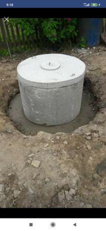 Uslugi studzienne studnie tradycyjne