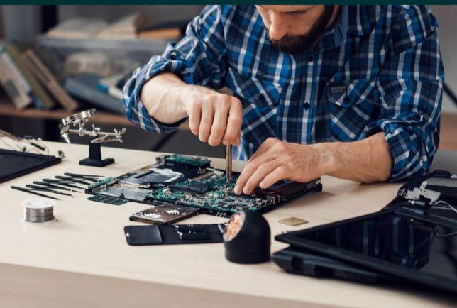 Заміна термопасти  чистка ноутбука 150-200грн.