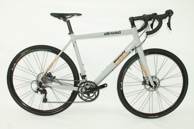 Gravel/Endurance циклокроссовый велосипед Bianchi Allroad 105