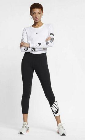 Nike Legginsy Oryginalne : M . L