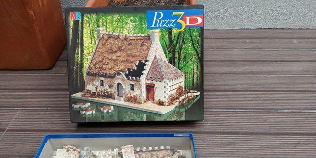 """Puzzle 3D – """"Puzz 3d Breton House"""""""