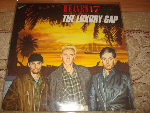 Płyty winylowe Heaven 17 The luxury gap