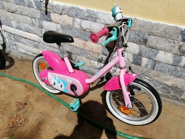 """Bicicletas de criança 14"""" e 12"""""""