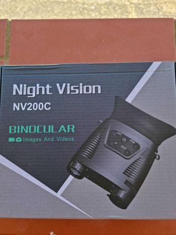 binóculos de visão noturna e diurna