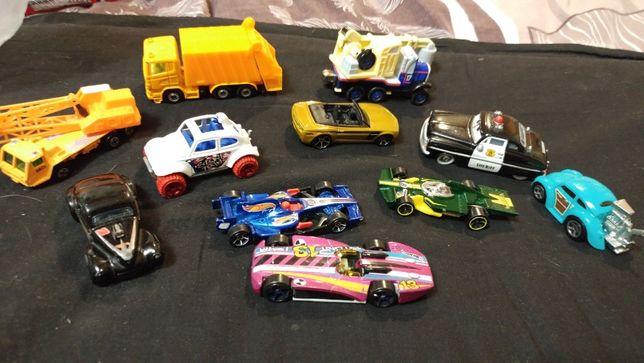 Распродажа коллекции машинки детские игровые,лоты,большой выбор