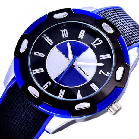 Zegarek BMW niebieski