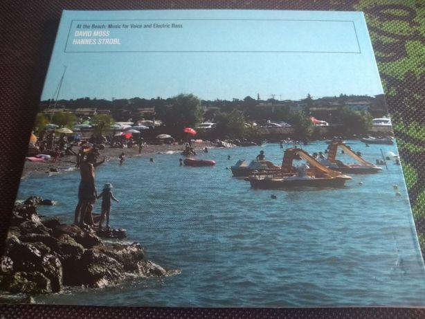 David Moss, Hannes Strobl At the Beach / używana