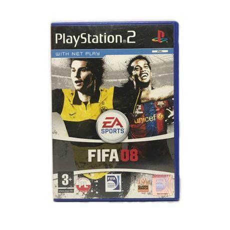 Gra Fifa 8 (PS2)