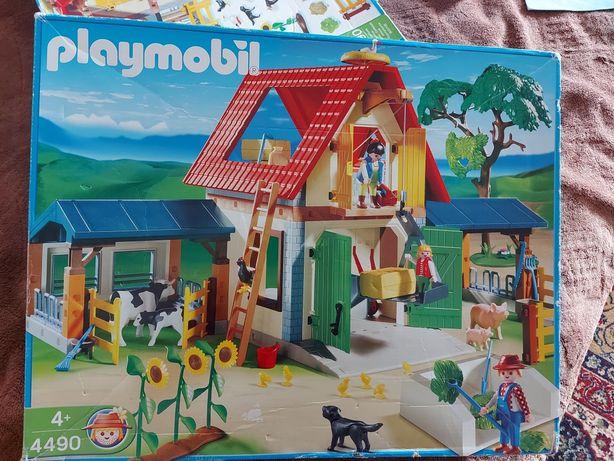 Конструктор Playmobil Ферма(4490)