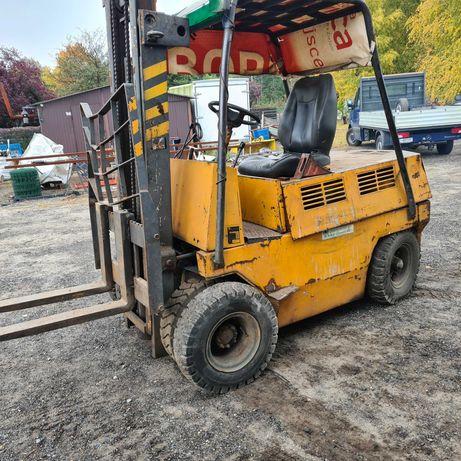 Wózek widłowy  ZREMB  udźwig 3200 kg Cena złomu użytkowego