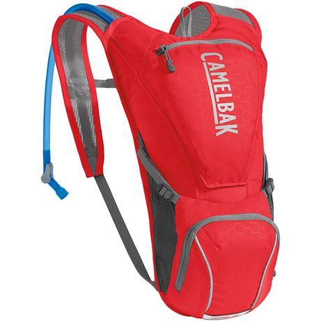 Plecak rowerowy Rogue z bukłakiem CRUX camelbak czerwony
