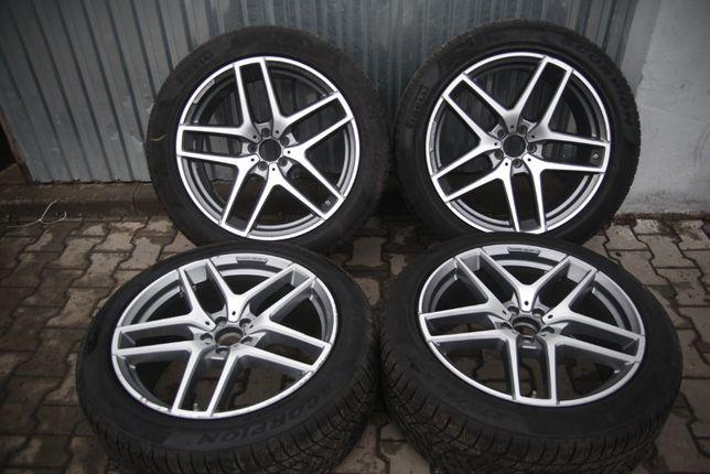 Диски Mercedes-Benz GLE Coupe AMG 5/112 R21 10/11J ET38/53 різноширокі