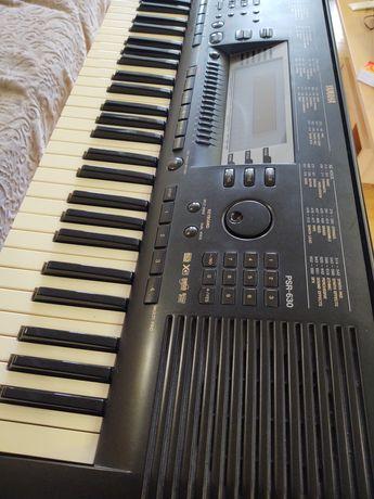 Yamaha psr 630, клавиша, синтезатор.
