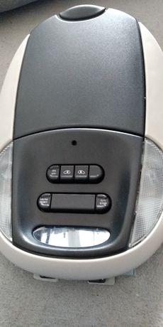 Panel górny wyświetlacz komputer Dodge 01-07 Chrysler Voyager caravan