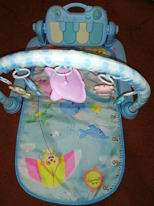 Детский развивающий коврик Кролевец - изображение 1