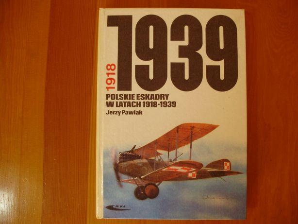 Książka Polskie eskadry w latach 1939