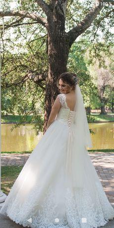 Продам.Новое.Нежное свадебное платье Мечта