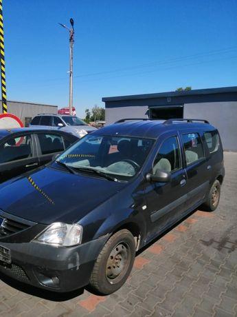 Drzwi tył tylne boczne Dacia Logan I lakier TEKNA