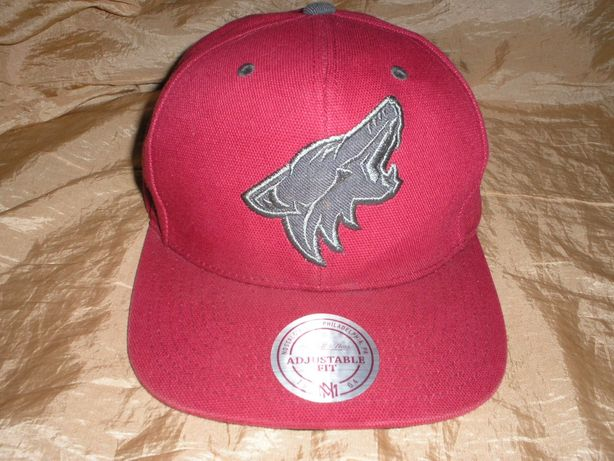 Mitchell & Ness кепка бейсболка картуз снєпбєк NHL Arizona Coyotes