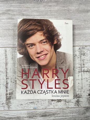 Książka Harry Styles
