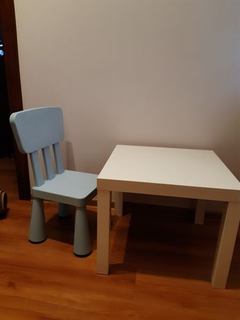 Stolik + krzesło Mamut dla dziecka