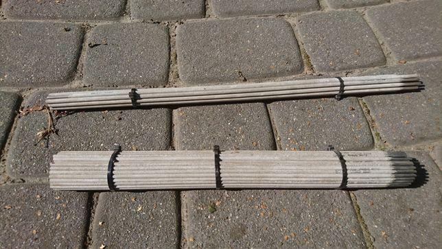 Elektrody do spawania 3,5 i 4,5 mm