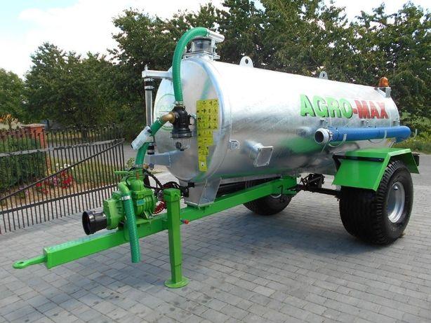 AGRO-MAX Wóz Asenizacyjny Beczka DOSTĘPNA OD RĘKI!